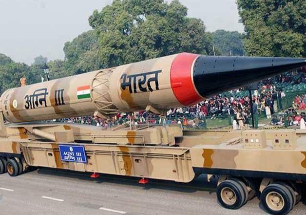 Agni Missile-IndiaTV