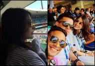 Why Anushka shouldn't have gone to watch the semi-finals&#63