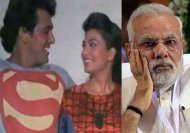 Gotcha! Desi 'Superman – Spiderwoman' real muse behind PM Modi's Make in India!