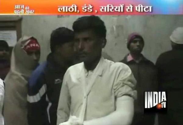 Armed Men Attack Delhi LJP Councillor's Home, 3 Injured