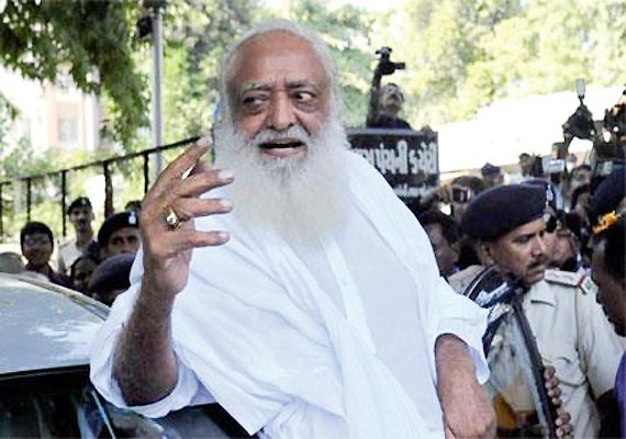 Delhi, Jodhpur police file rape case against Asaram Bapu, godman denies charge