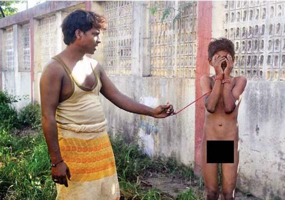 Older man getting tortured by a busty femdom 2