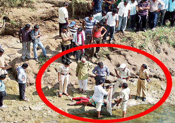 Dead Body Dead Body of Pregnant Woman
