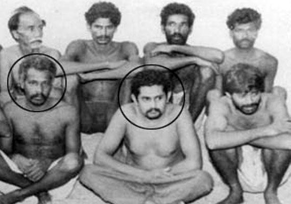 Four associates of Veerappan metres away from hangman's noose inside Karnataka jail