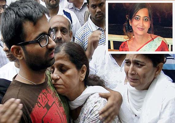Geetika's mother left another note for son