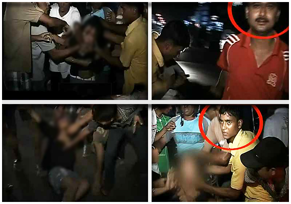 Guwahati mob of 40 people tried to gang rape the girl, says editor
