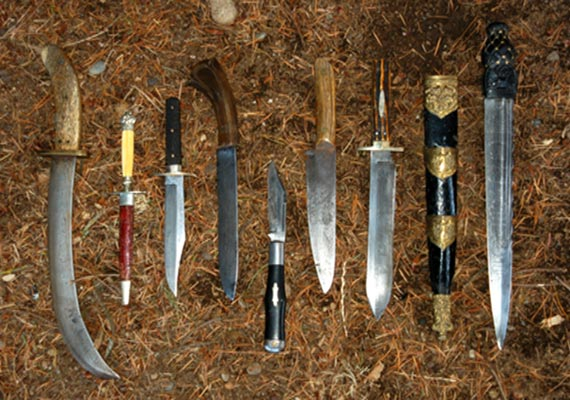 Know more about the knives used by killers in India