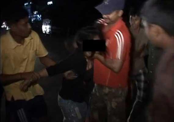 Last accused in guwahati molestation case surrenders - Video dive porno ...