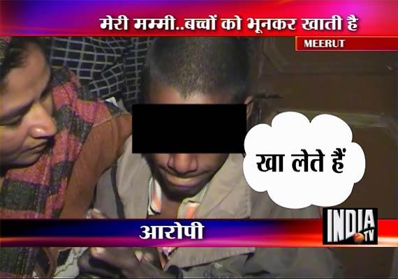 Man In Meerut Confesses To Roasting,  Eating Children's Flesh