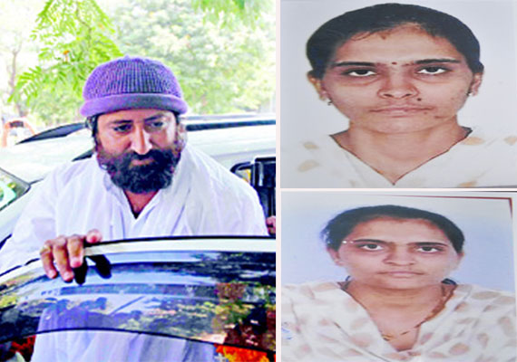 Narayan Sai is the father of Jamuna's son, claims her sister Ganga before Surat police
