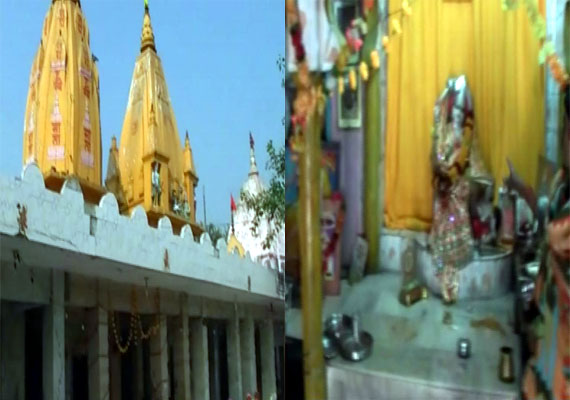 Posing as CBI staff, robbers loot 34 kg silver, 400 gm gold from UP temple