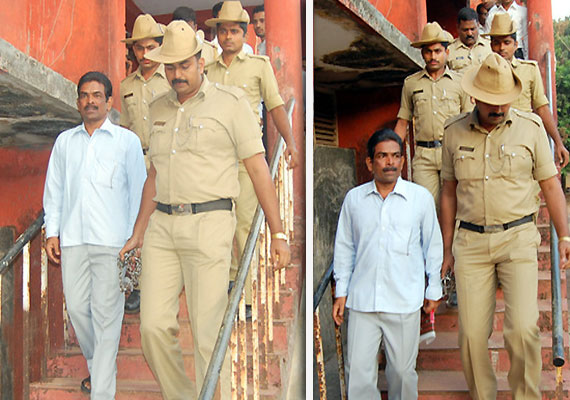 Serial killer Cyanide Mohan who killed 20 unmarried girls in Karnataka