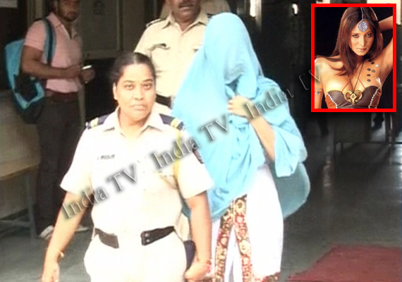 Small-Time Actress Simran Sood Arrested In Tikku Murder Case