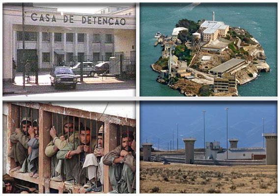 deadliest prisons world