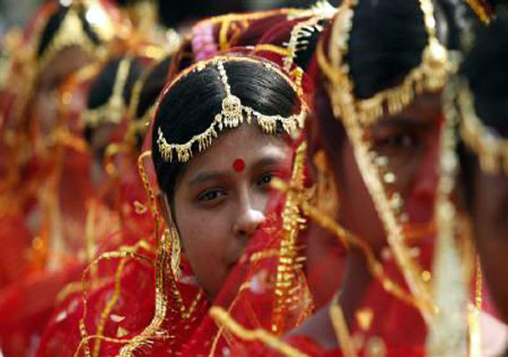 Welcome to the Indian 'Bride Bazar', where daughters are 'sold' as brides!