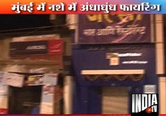 Youth Held For Firing Outside Mumbai Bar, One Person Critical