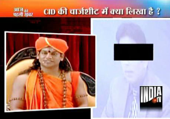 'Sex CD' Accused Swami Nityanand Now Charged With Sodomy