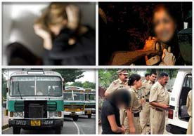 Ten rapes inside moving vehicles in last 10 years in Delhi