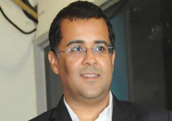 'Kai Po Che!' as good as '3 Idiots': Chetan Bhagat