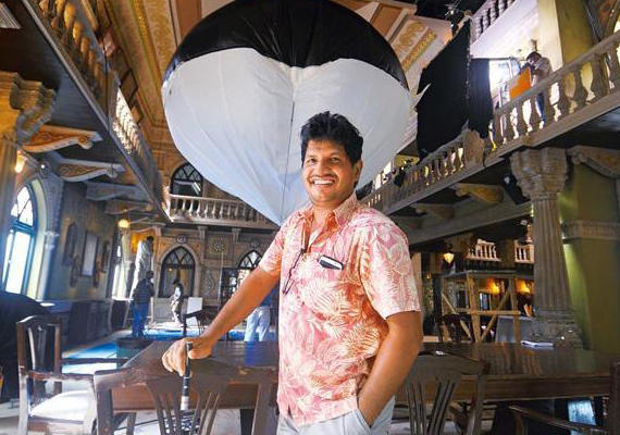 'Ram Leela' cinematographer injured