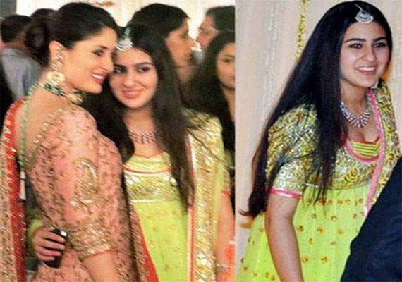 Though Saif And Kareena Were The Main Attractions At Wedding Yet One Scene That Caught Everyones Attention Was Great Rapport Shares
