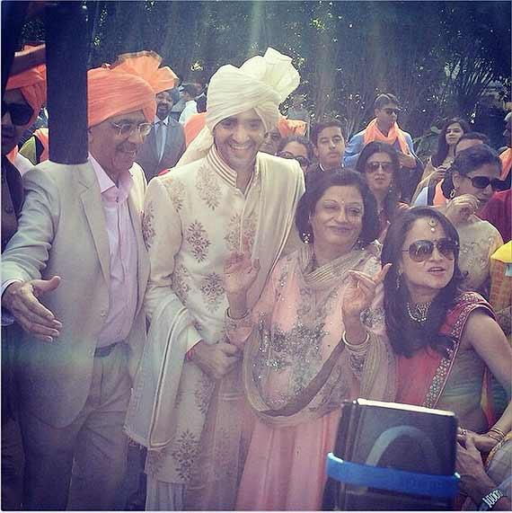 vj gaurav kapur wedding album