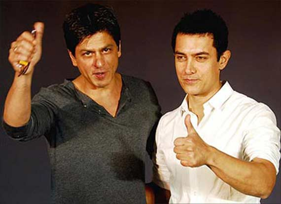 Shah Rukh and Aamir income