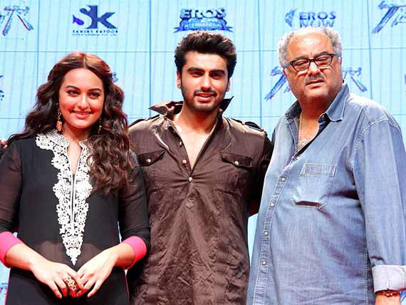 Boney Kapoor proud of son Arjun, calls him the motivating ...