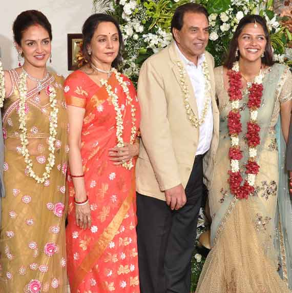 Image Result For Dharmendra Daughter Wedding