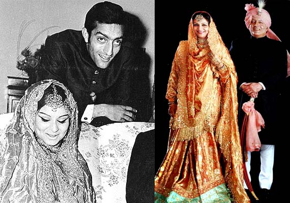 She Married Mansoor Ali Khan Pataudi The Nawab Of And Former Captain Indian Cricket Team On 27 December 1969 Converted To Islam