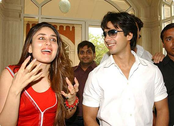Image result for shahid kareena old pictures chup chup ke china town