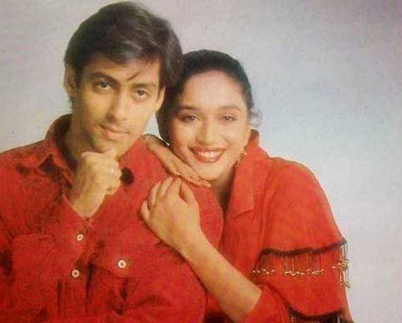 Salman Khan Madhuri