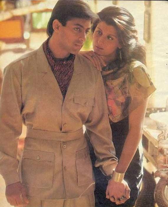 Salman Khan's Birthday Special: Famous Love Affairs (see