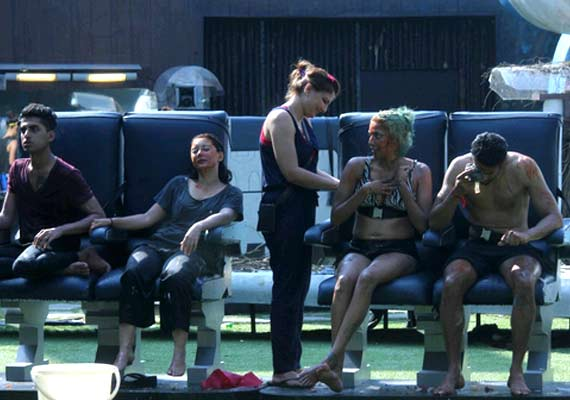 Bigg Boss 8 Day 9: Is Puneet responsible for his team's loss