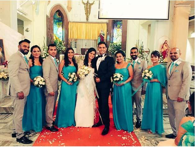 Genelia\'s brother Nigel DSouza\'s wedding pics - IndiaTV News ...