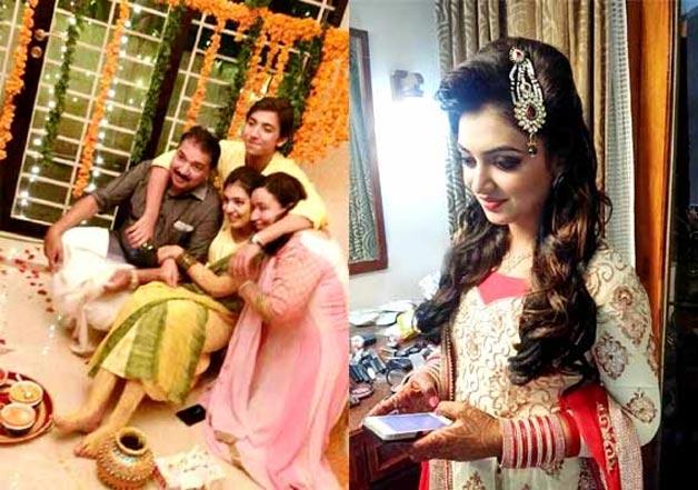 Nazriya Fahadh Wedding Pics