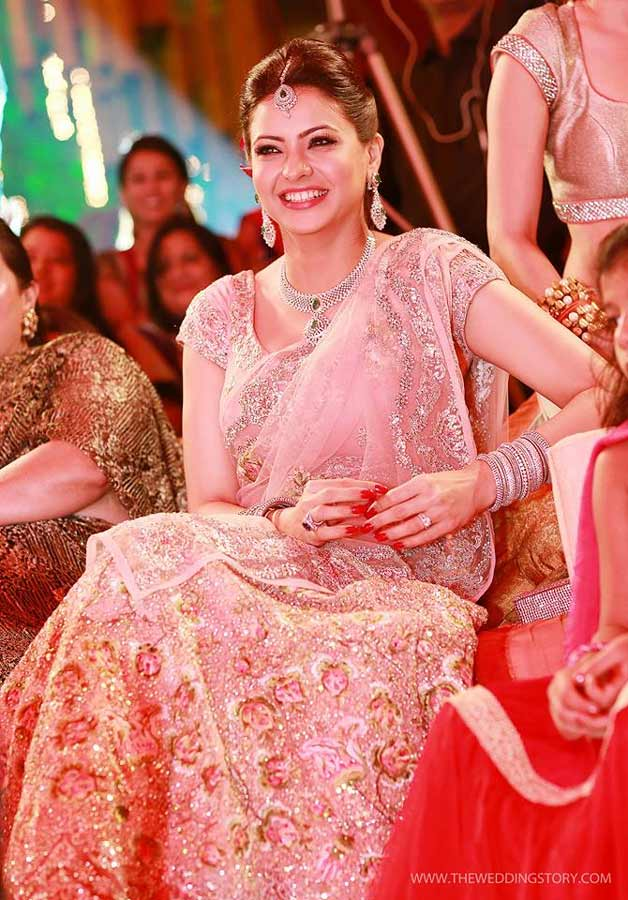 Aamna Sharif-Amit Kapoor wedding album | Bollywood News ...