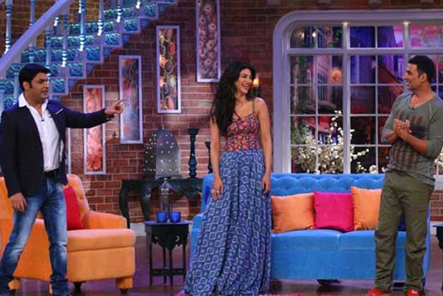 Comedy Nights With Kapil 101 episode