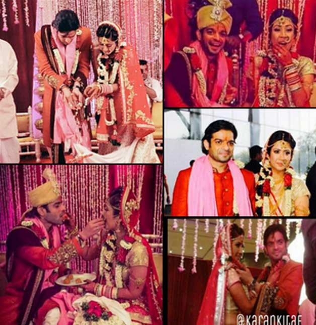 Karan Patel marriage pics