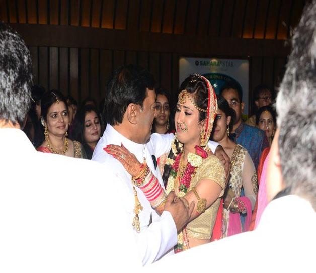 Ankita Bhargava bidaai pic