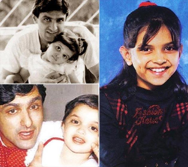 Deepika Padukone rare pics with father- IndiaTV News ...