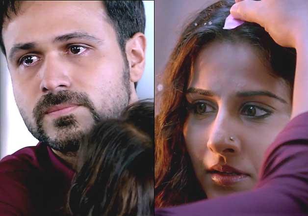 Vidya Balan Emraan Hashmi Romance In Humari Adhuri Kahani And