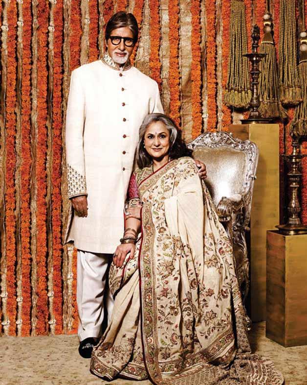 Amitabh Bachchan Emotional Message To Jaya On 42nd Wedding