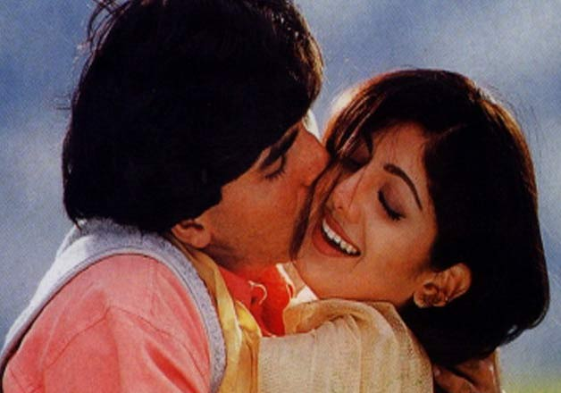 Hot Shilpa Shetty Kiss