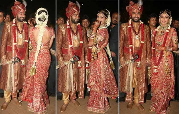 shilpa shetty raj kundra wedding album indiatv news