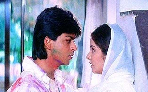 shahrukh khan replaced armaan kohli in deewana 23 years