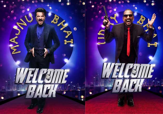 welcome back anil kapoor nana patekar