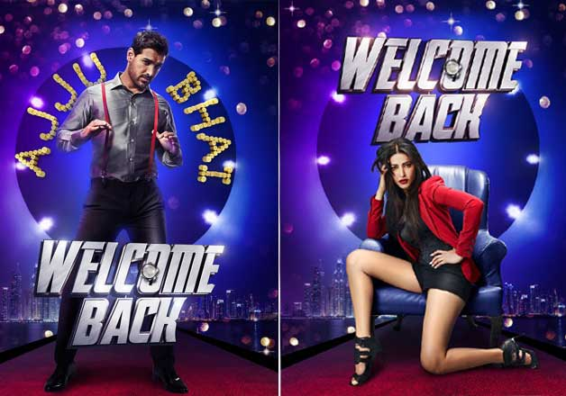 welcome back john abraham shruti haasan