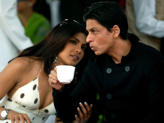 srk and priyanka chopra relationship