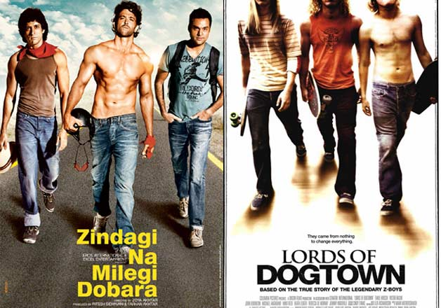 10 Bollywood film post...